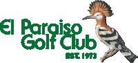 El Paraiso Golf Club logo