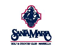 Santa Maria Golf and Country Club logo