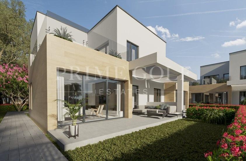 Semi-detached villas on Oliva Nova Golf Resort (Valencia)